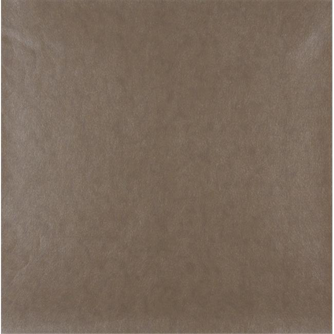 Designer Fabrics G507 54 in. Wide Taupe Brown, Upholstery Grade Recycled Leather