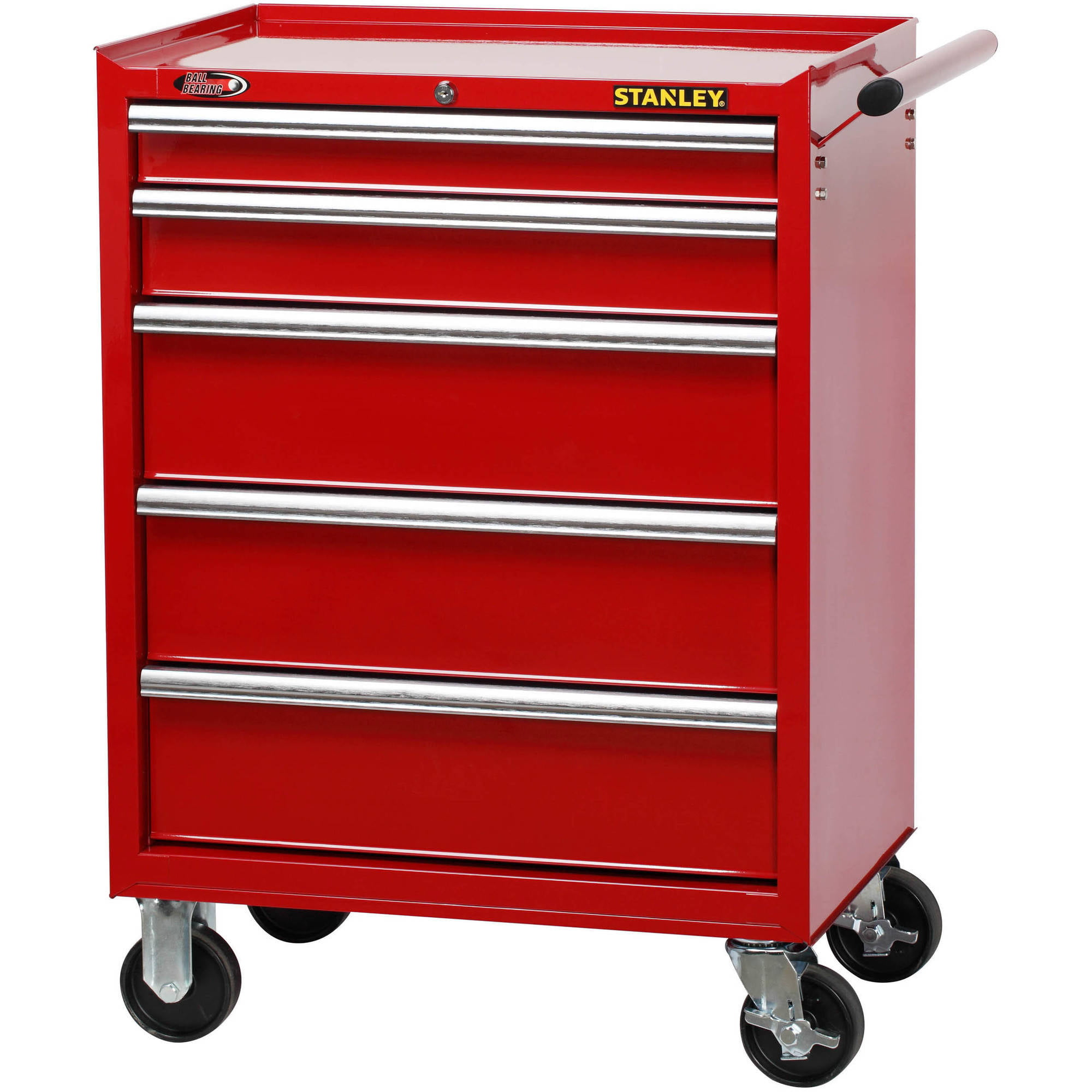 Costway 2pc Mini Tool Chest U0026 Cabinet Storage Box Rolling Garage Toolbox  Organizer   Walmart.com
