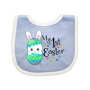 My First Easter- bunny in an egg Baby Bib
