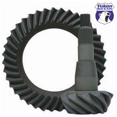 Yukon Gear & Axle YG C9.25R-456R Ring And Pinion Gear Set ()