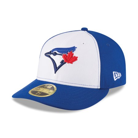 Toronto Blue Jays New Era 2017 Authentic Collection On-Field Low Profile 59FIFTY Fitted Hat - - Halloween 2017 Toronto