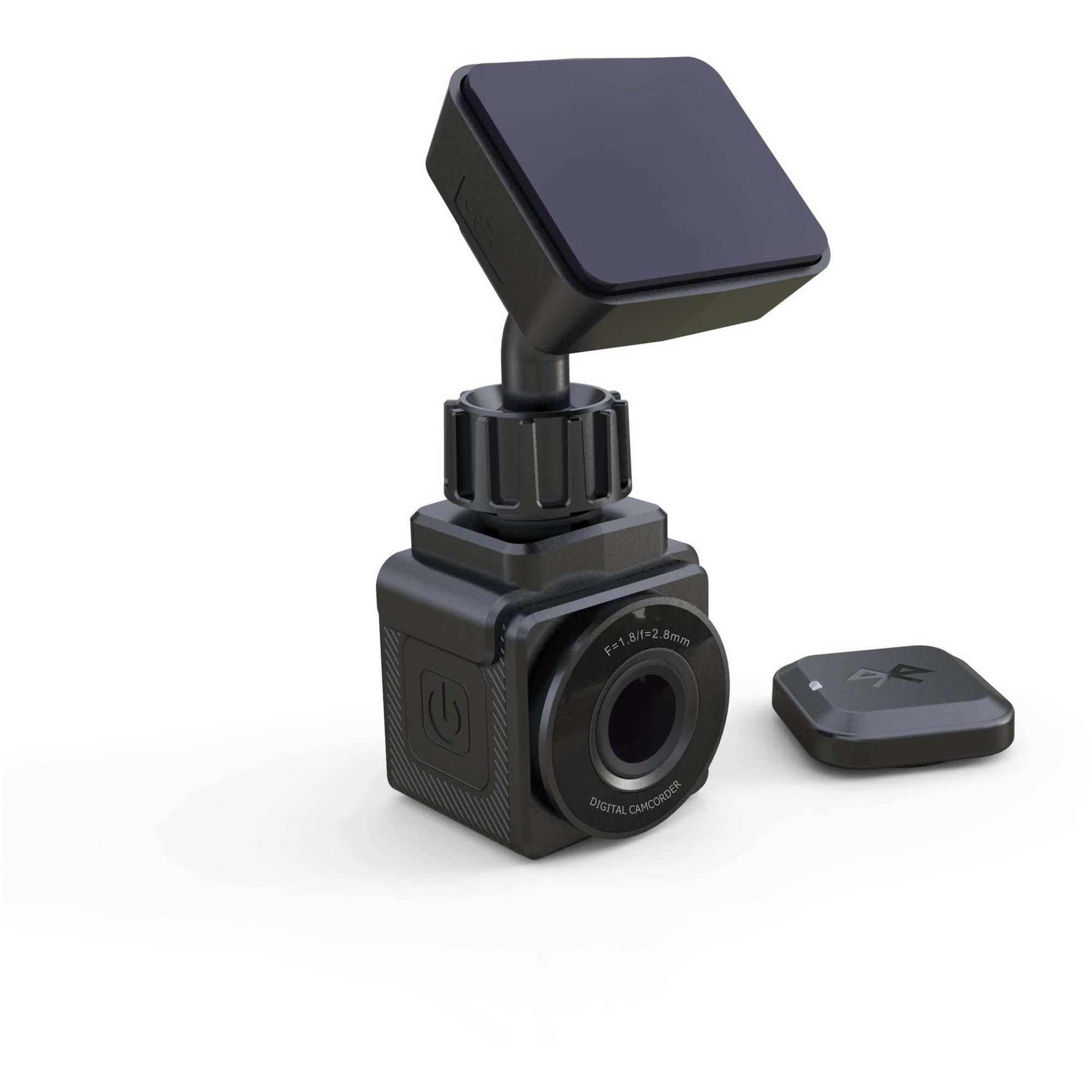 GEKO X10016G Xpedition Smart Dash Camera with 16GB microSD Card, Black