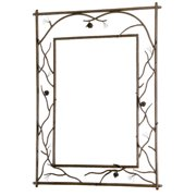 Stone County Ironworks  Branched Large Wall Mirror