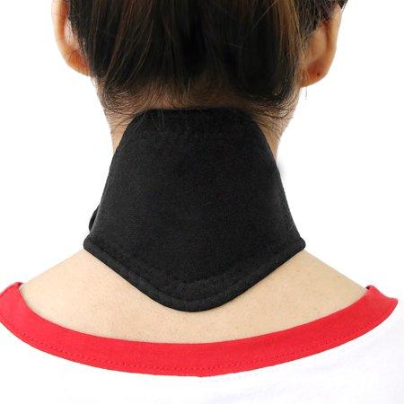 Magnet Neck Pain Relief Wrap Chronic Neck Stiffness Brace Cervical Support ()