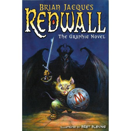 Redwall: the Graphic Novel - Halloween Graphic Novel