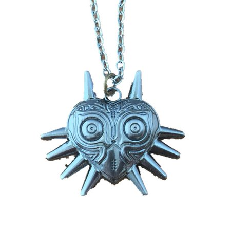 Legends of Zelda Silver Majora