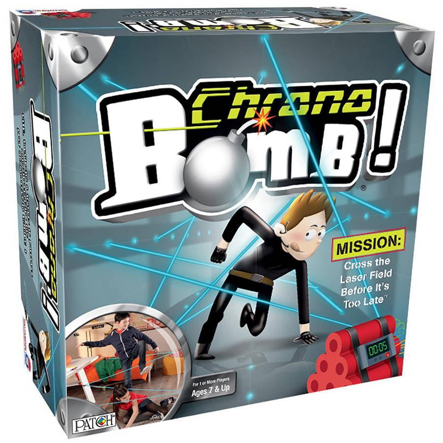 Chrono Bomb!