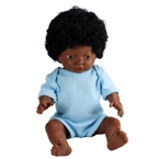 Educational Insights Baby Bijoux African American Boy Doll by Educational Insights