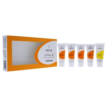 Image Skin Care Image Vital C Travel Kit 025oz Cleanser 025oz