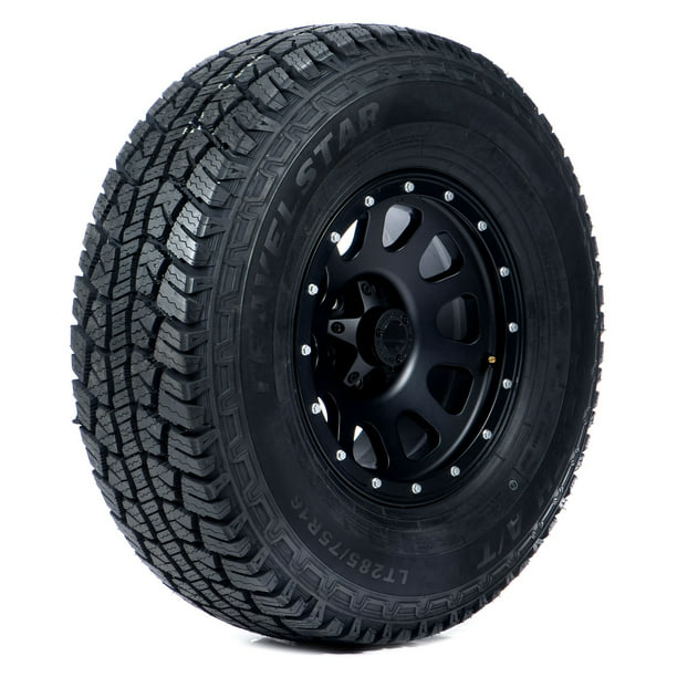 Travelstar Ecopath A T All Terrain Tire Lt265 70r17 E 10ply