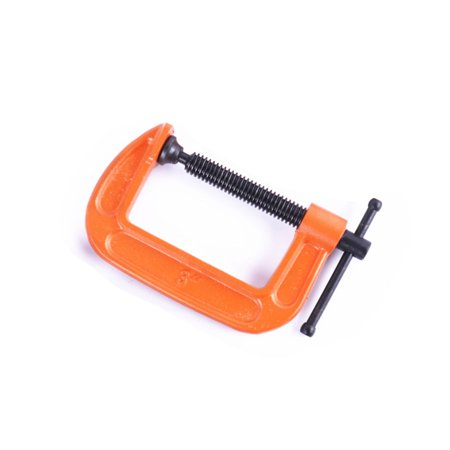 """G Clamp Woodworking Clip Thickening Type Fast Clamp G-type Tool 1"""" - image 7 of 7"""