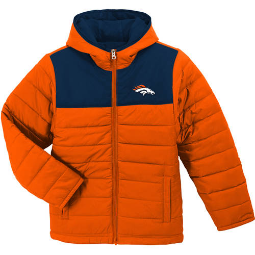 youth denver broncos jacket