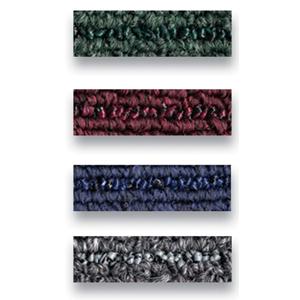 3' x 60' Brush n Clean Mat Charcoal by Apache Mills