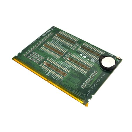 60T100160A01 Original Pegatron DIAG_DDR2LED DDR2 RAM Memory Slot Test Card USA Electronics Testing Equipment - Used Very (Electronic Equipment)