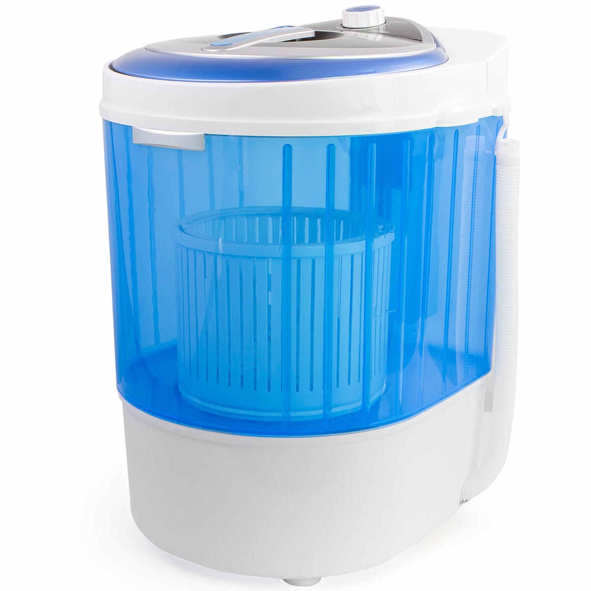 Ensue 110V 250W Electric Portable MINI Washer & Spin Dryer Laundry