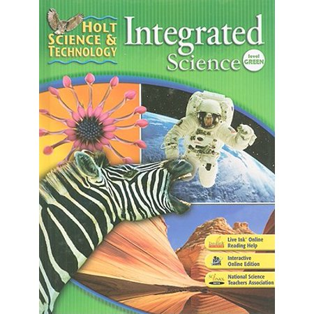 Holt Science & Technology: Integrated Science : Student ...