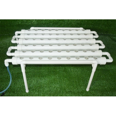 Intbuying Hydroponic Site Grow Kit 54 Holes Garden Plant System