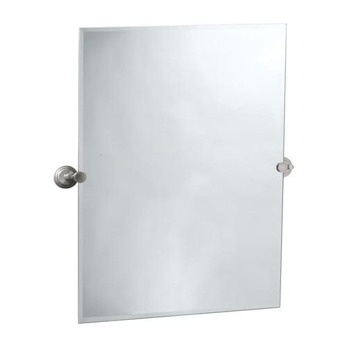 Gatco Marina Rectangle Bathroom Wall Mirror