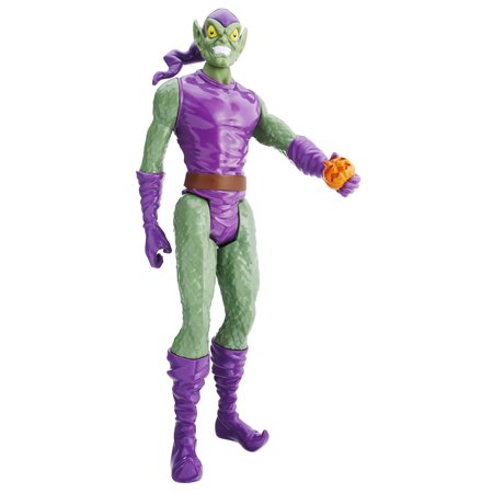 Marvel Spider-Man Titan Hero Series Villains Green Goblin Figure