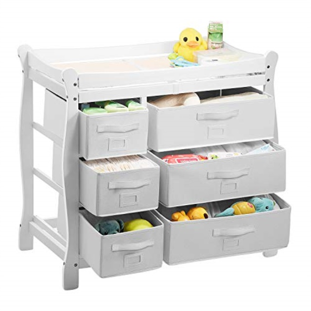 Kealive Baby Changing Table Infant