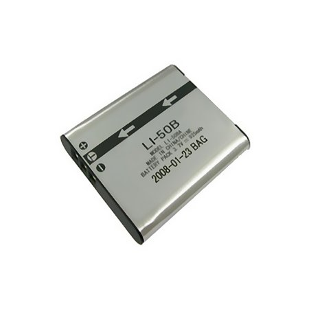 Battery for Olympus LI50B Camera Batteries
