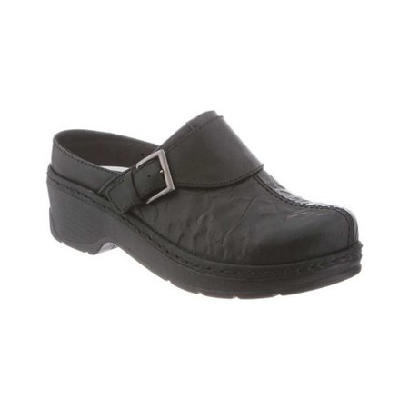 Women's Klogs Austin Clog Austin Black Leather