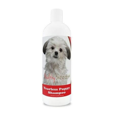 Healthy Breeds 840235185895 Lhasa Apso Tearless Puppy Dog Shampoo