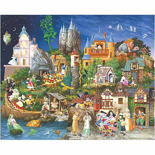 Fairy Tales Jigsaw Puzzle