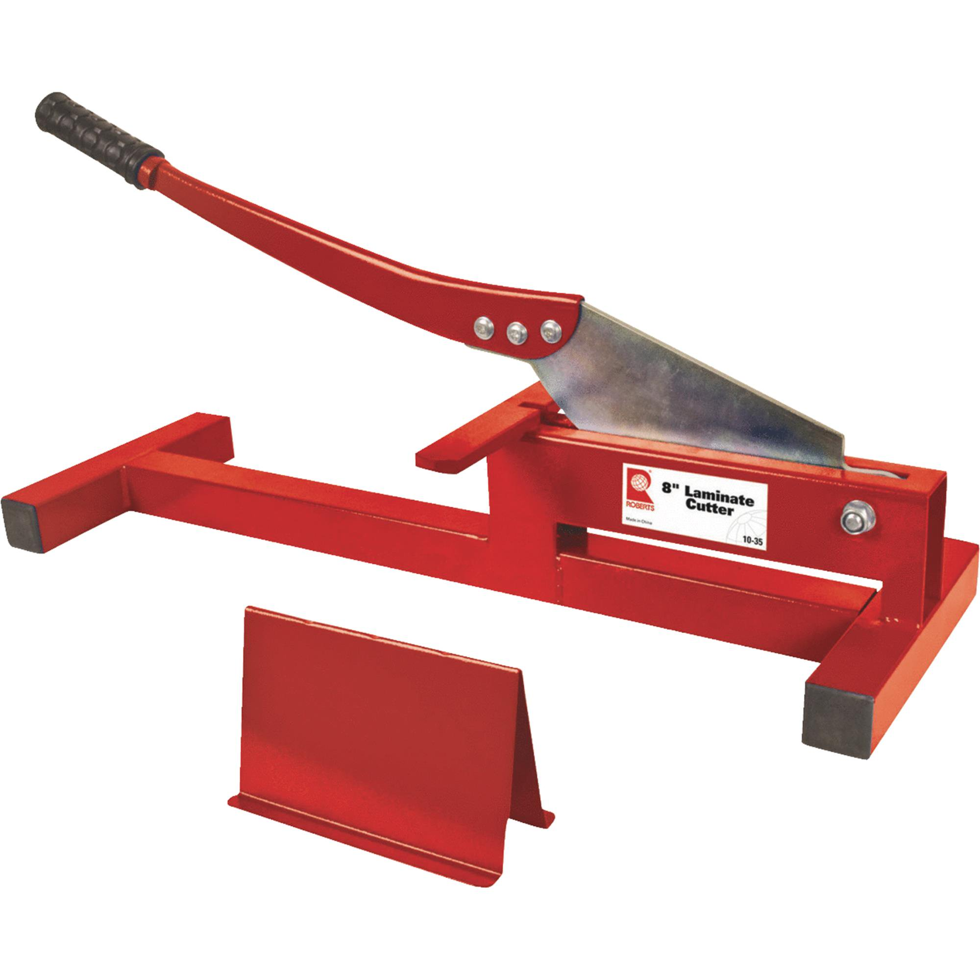 ROBERTS Laminate Cutter,8 In x 10mm Capacity 13058
