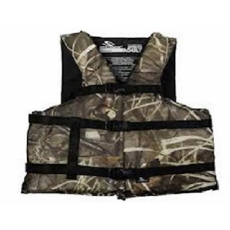 3000001693 Adult Max 4 Camouflage Vest
