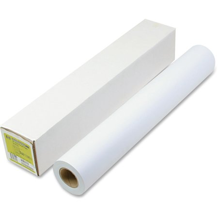 Matte Coated Paper Roll (HP, HEWQ1405B, Matte Coated Paper, 1 Roll, White )