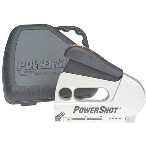 Arrow Fastener Co. 5700K PowerShot Forward Action Staple and Nail Gun Kit