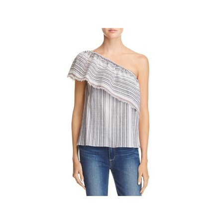 Bailey 44 Womens Striped Layered Pullover Top