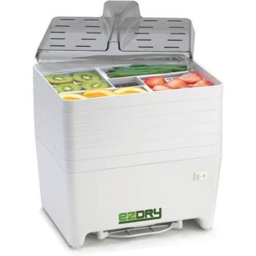 Excalibur Epd60w Ez Dry Dehydrator With 6 Bpa Free Stackable