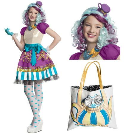 Ever After High Madeline Hatter Costume Kit (Madeline Hatter Story)
