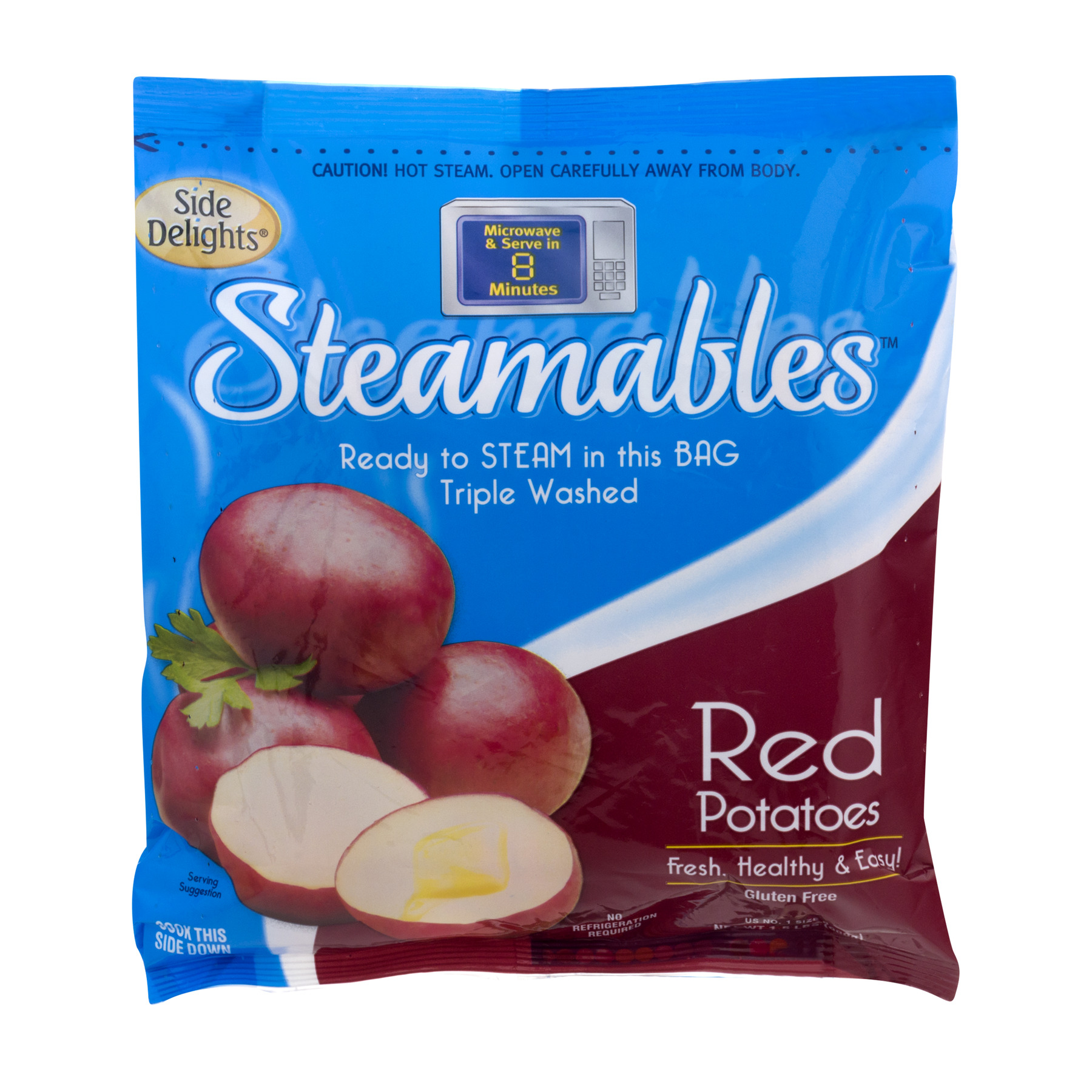 Steamables Red Baby Potatoes, 1 lb Bag
