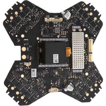 DJI CP.PT.000325 Part 123 ESC Center Board for Phantom 3 4K Quadcopter