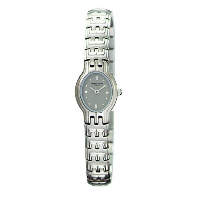 Charles-Hubert- Paris Womens Stainless Steel Quartz Watch #6741-W