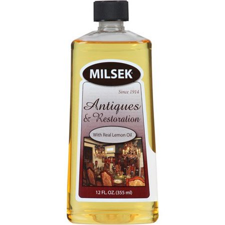Milsek Antique and Restoration Polish - 12 Ounce Bottle