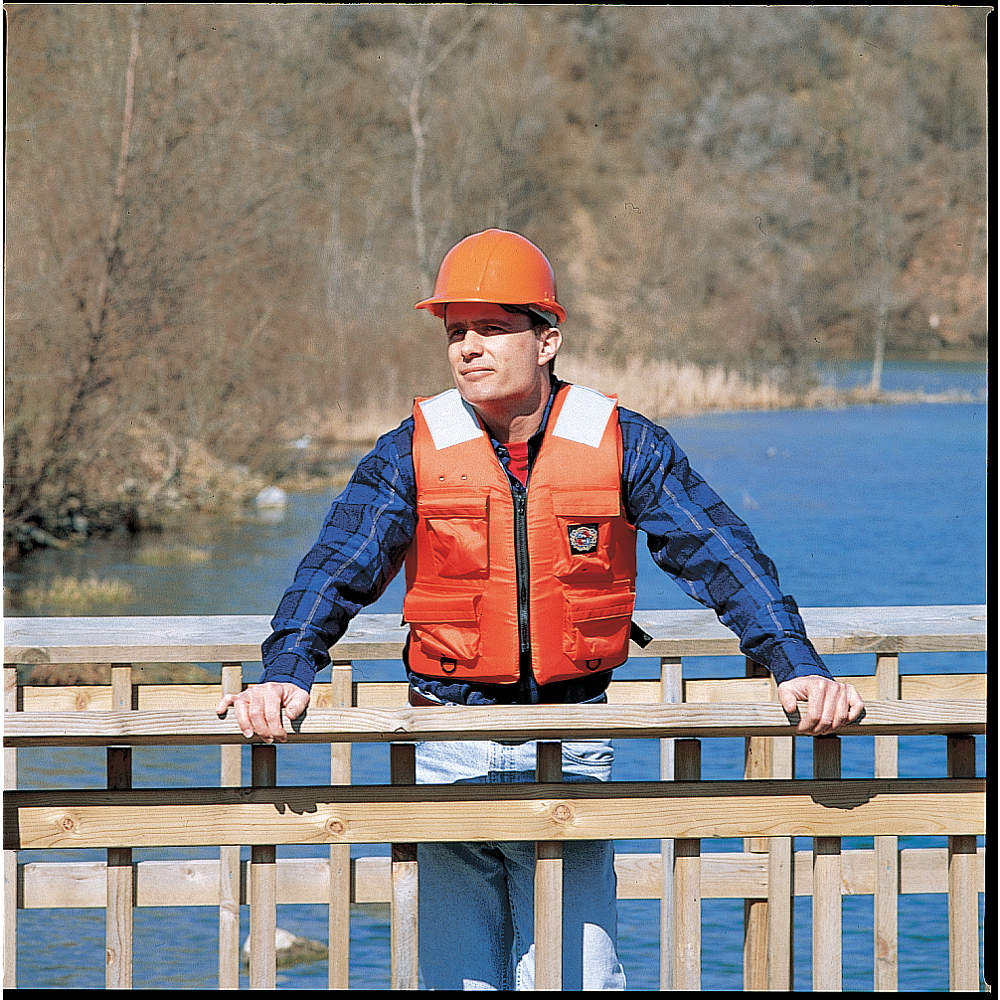 STEARNS Flotation Device, Personal, Orange, L/XL 2000011405