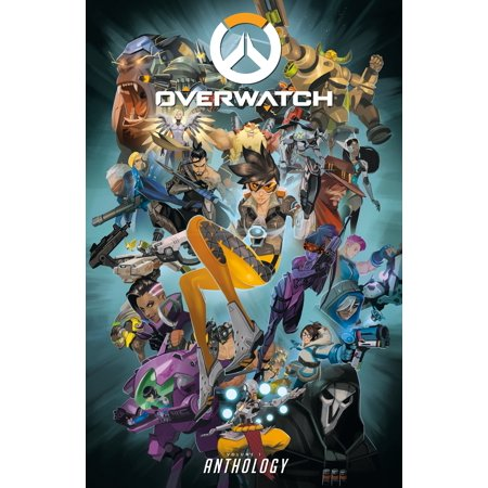 Overwatch: Anthology Volume 1 (Number 1 Overwatch Player In The World)