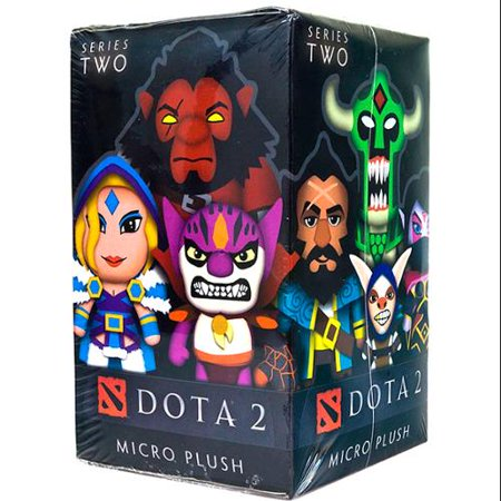 DOTA 2 Micro Plush Blind Box Series 2 - Dota 2 Halloween Items
