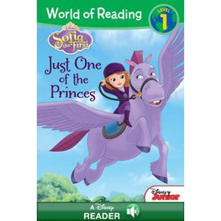 Sofia the First: Just One of the Princes - eBook (Sofia The First One Of The Princes)