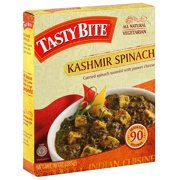 Tasty Bite Kashmir Spinach, 10 oz, (Pack of 6)