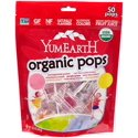 YumEarth Organic Lollipops Bag