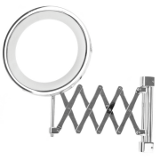 """Windisch by Nameeks 99158 Incandescent Mirrors 9"""" Wall Mounted Single Sided Bath"""