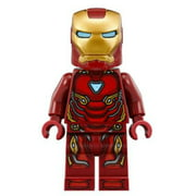 LEGO Marvel Avengers: Infinity War Iron Man Minifigure [No Packaging]