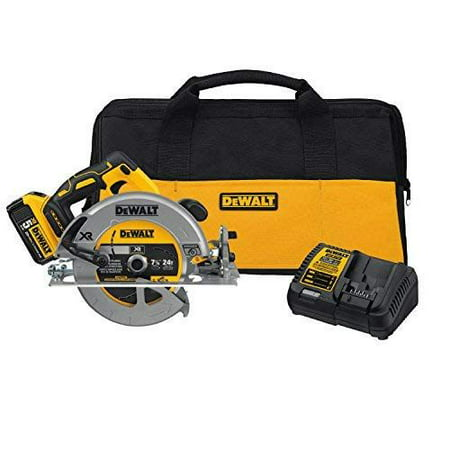 20V MAX BRUSHLESS 7 1/4CIRC SAW KIT