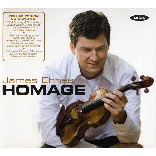 James Ehnes - Homage [CD]