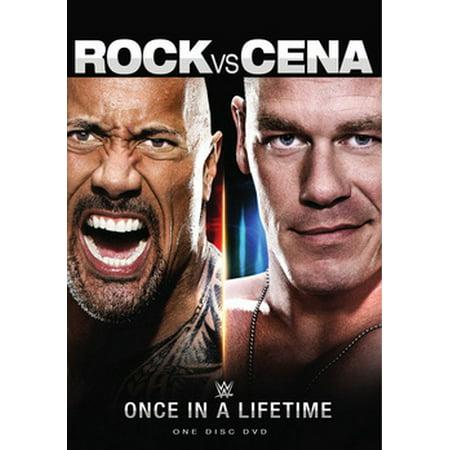 WWE: The Rock vs. Cena (DVD)